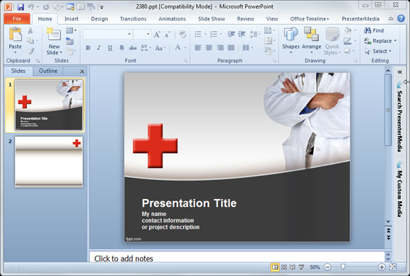 Powerpoint 2007 design templates vatozozdevelopment powerpoint 2007 design templates free download toneelgroepblik Image collections